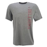 Nike Men's University of Oklahoma Dri-FIT Graphic Legend T-shirt