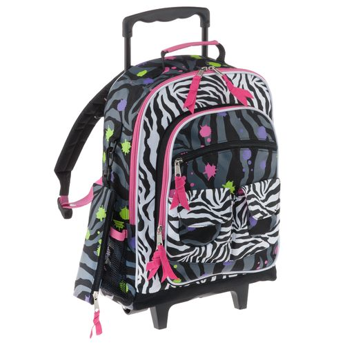 Austin Clothing Co.® Girls' Animal Roller Backpack