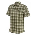 Browning Men's Performance Plaid Short Sleeve Shirt