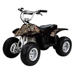 Razor® Kids' Dirt Quad Camo 4 Wheeler - view number 1
