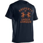 Under Armour® Men's HeatGear® Antler Property Graphic T-shirt