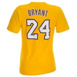 adidas Men's Kobe Bryant #24 Game Time T-shirt