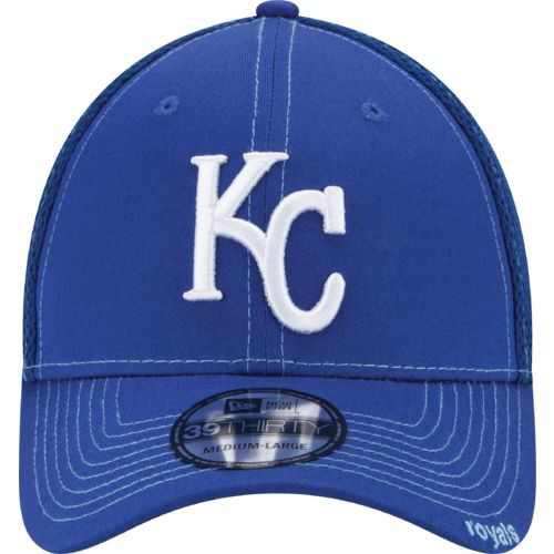 New Era Men's Kansas City Royals 39THIRTY Neo Structured Baseball Cap
