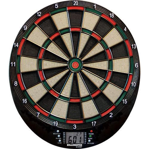 Image for Arachnid Bullshooter Volt Electronic Dartboard from Academy