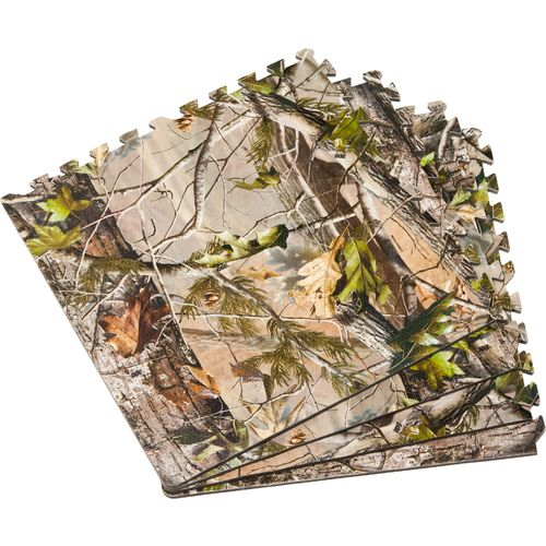 Venture Outdoors Realtree APG  Campsite Flooring Tiles 4-Pack