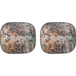 Academy Sports + Outdoors™ Realtree Xtra Camo Pattern Windshield Shades 2-Pack