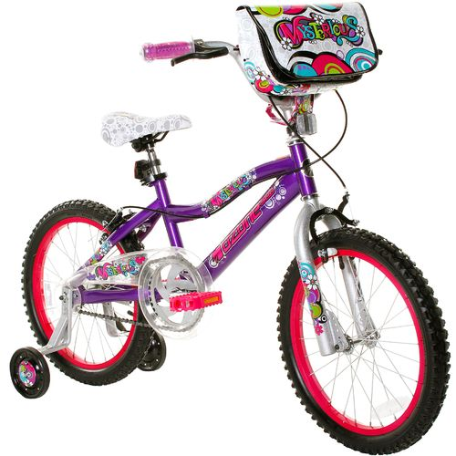 "Ozone 500® Girls' Mysterious 18"" BMX Bicycle"