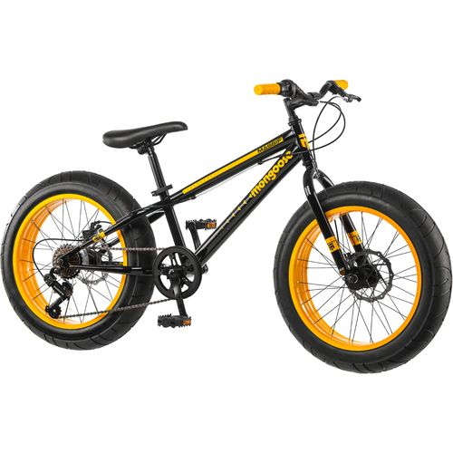 Mongoose  Boys  Massif 20  7-Speed Fat Tire Bicycle