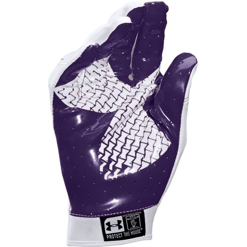Under Armour Men's F4 Football Gloves - view number 2