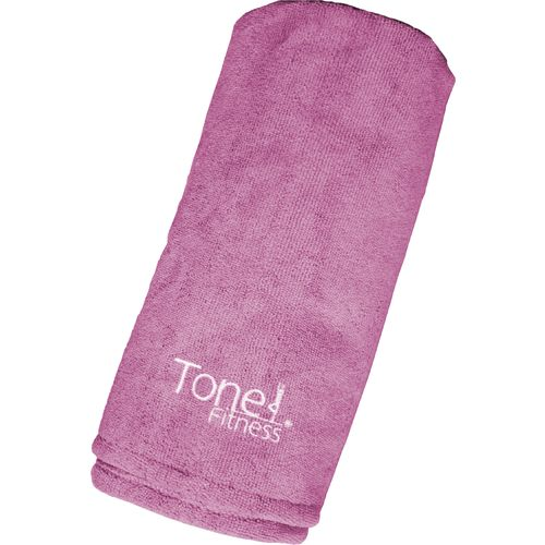 "Tone Fitness 24"" x 68"" Yoga Towel"