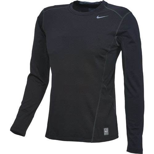 Nike Men s Pro Combat Hyperwarm Lite Fitted Shirt