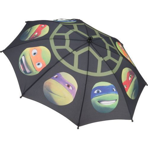 Display product reviews for Berkshire Fashions Kids' Teenage Mutant Ninja Turtles Umbrella