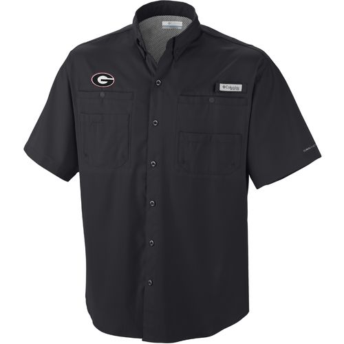 Display product reviews for Columbia Sportswear Men's University of Georgia Collegiate Tamiami Shirt