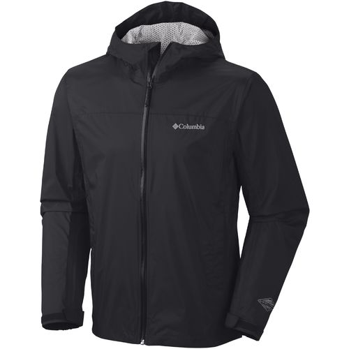 Display product reviews for Columbia Sportswear Men's EvaPOURation Jacket