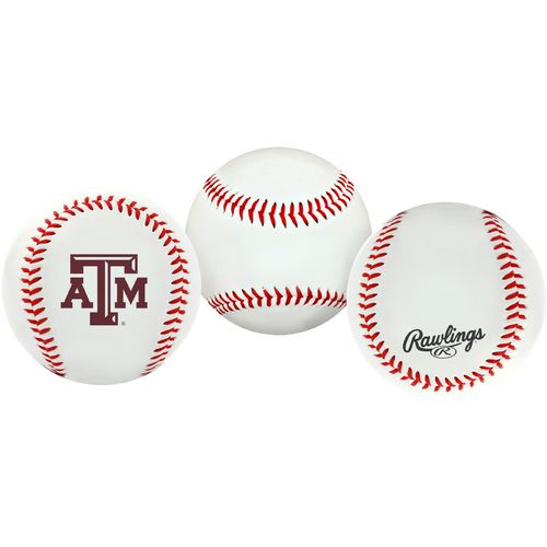 Jarden Sports Licensing Texas A&M University Team Logo Baseball