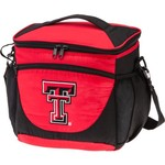 Logo Chair Texas Tech University 24-Can Cooler Tote