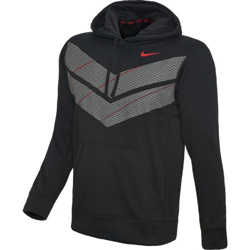 Nike Men s KO Double Chevron Hoodie