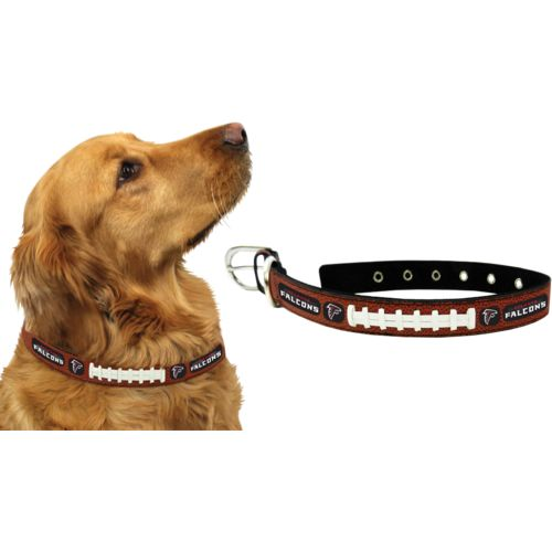 GameWear Atlanta Falcons Classic Leather Football Collar