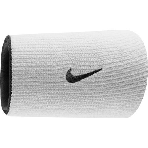 Nike Adults' Premier Home and Away Double-Wide Wristbands - view number 1