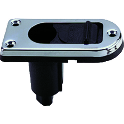 Perko All-Round Folding Windshield-Mount Pole Light - view number 1