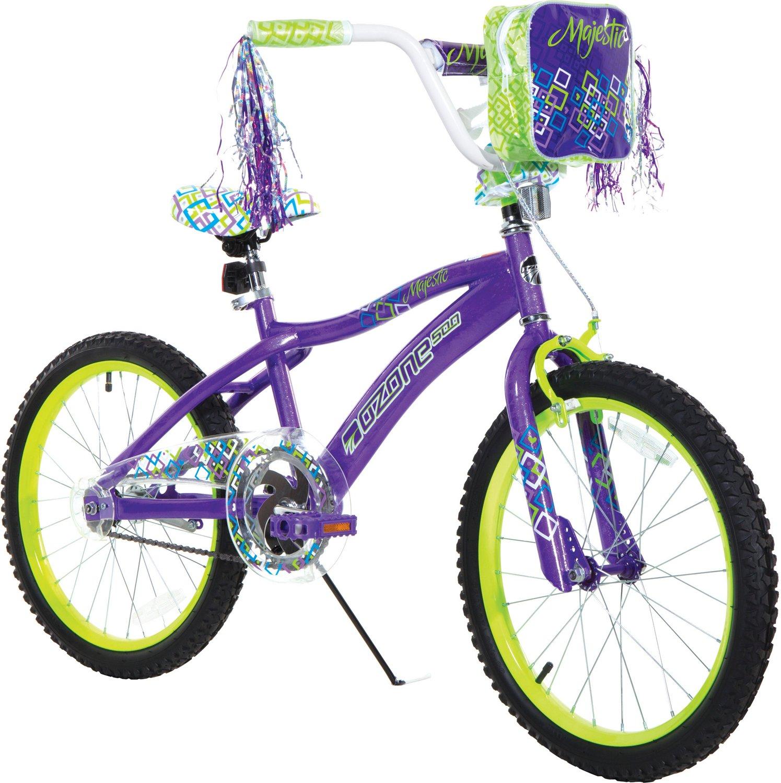 "Ozone 500® Girls' Majestic 20"" Bicycle"