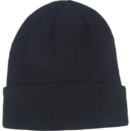Magellan Outdoors Boys' Solid Roll-Up Beanie - view number 1