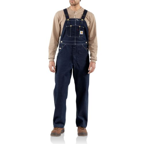 Carhartt Men's Denim Bib Overall