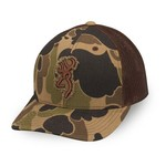 Browning Men's Flashback Mesh Cap