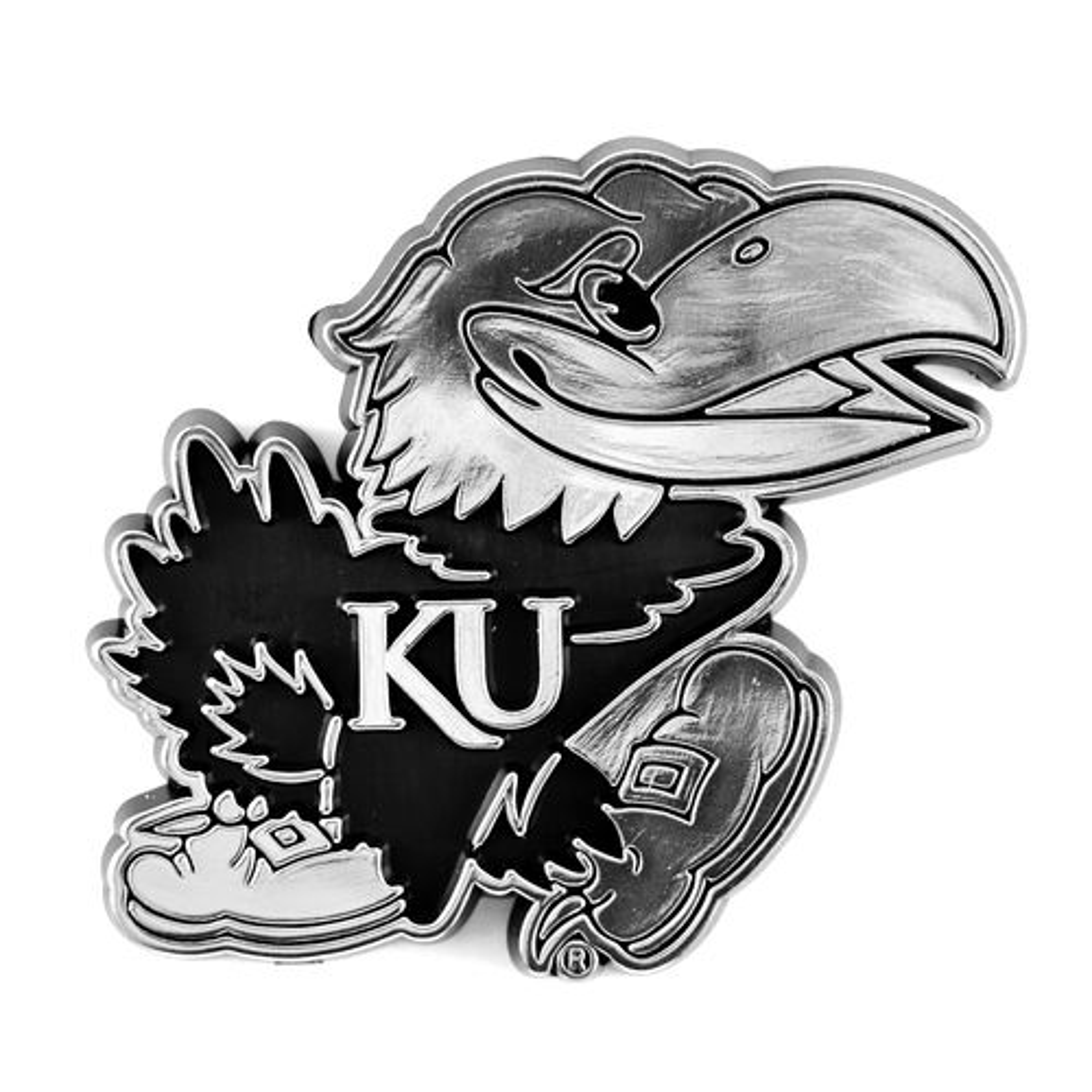 Team ProMark University of Kansas Chrome Team Emblem