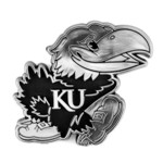 Team ProMark University of Kansas Chrome Team Emblem