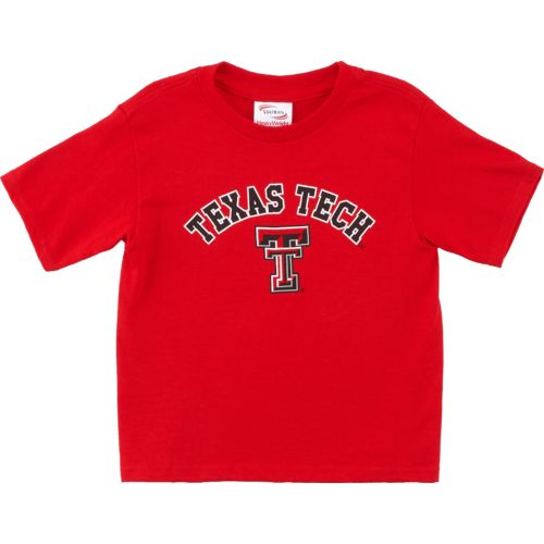 Viatran Toddlers' Texas Tech University T-shirt