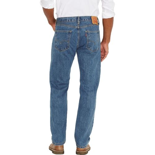 Levi's Men's 505 Regular Fit Jeans - view number 2