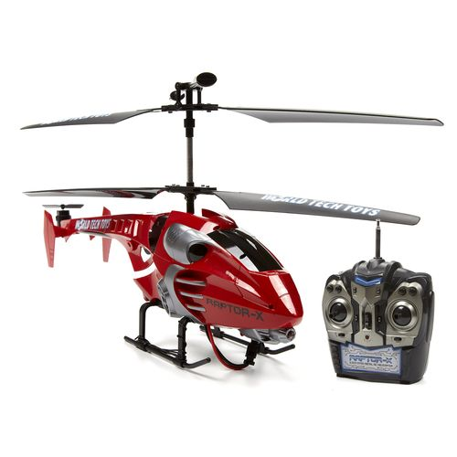 World Tech Toys Raptor-X 3.5 Channel RTR RC