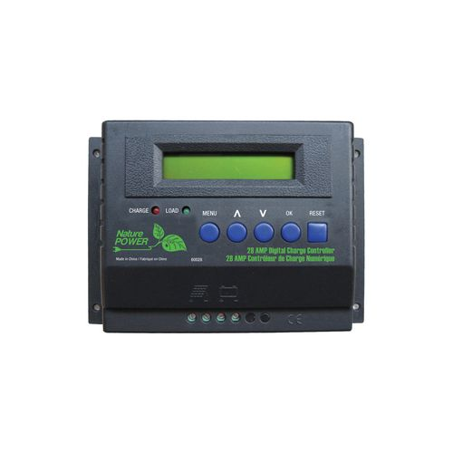 Nature Power 28 Amp Solar Charge Controller