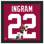 Photo File University of Alabama Mark Ingram #22 UniFrame 20