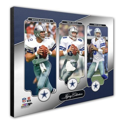 "Photo File Dallas Cowboys Legacy Collection 8"" x 10"" Photo"