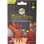 Game Signs™ Catchers' Signal Enhancement Stickers 100-Pack