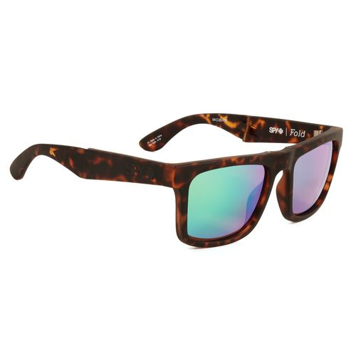 SPY Optic Adults' Fold Camo Tortoiseshell Happy Sunglasses