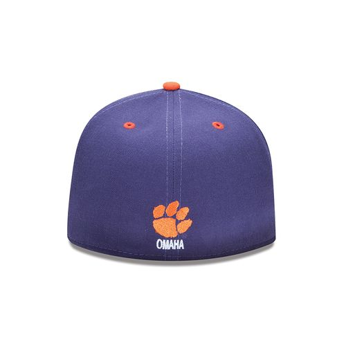 New Era Men's Clemson University 59FIFTY Cap - view number 2