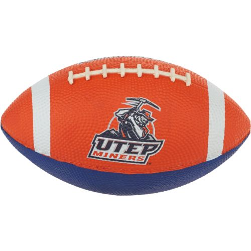 Rawlings® University of Texas at El Paso Hail Mary Youth-Size Rubber Football