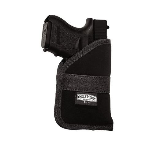 Uncle Mike's Inside-the-Pocket Holster - view number 2