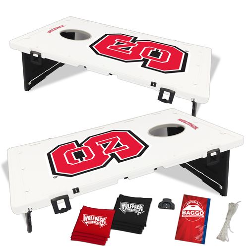BAGGO® North Carolina State University Beanbag Toss Game