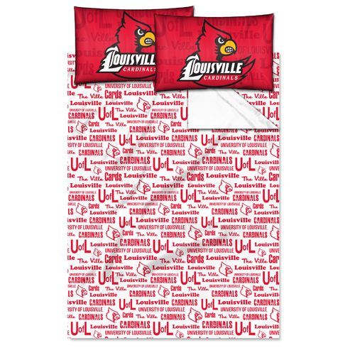 The Northwest Company University of Louisville Anthem Full Sheet Set