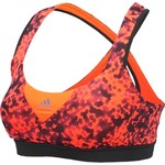 adidas™ Women's Supernova Heat Graphic Running Bra