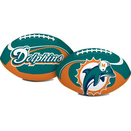 """Discount Rawlings Miami Dolphins 8"""" Goal Line Softee Football supplier"""