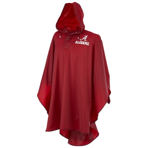 Display product reviews for Storm Duds Men's University of Alabama Heavy-Duty Rain Poncho