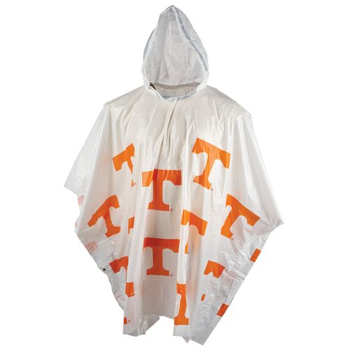 Storm Duds Men's University of Tennessee Lightweight Stadium Poncho