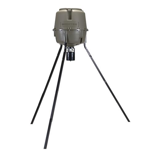 Moultrie Pro-Lock 30-Gallon Tripod Feeder