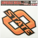 Stockdale Oklahoma State University Single Logo Decal - view number 1