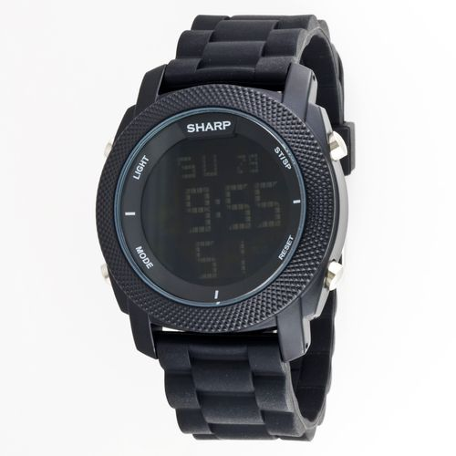 Sharp Men's Digital Watch